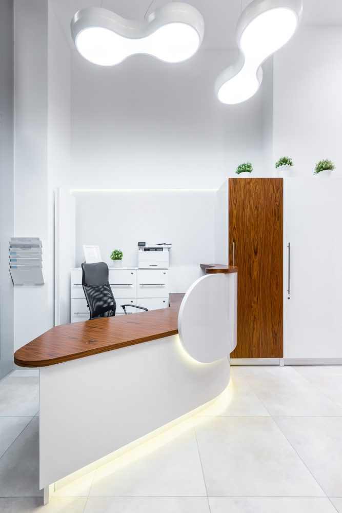 Receptionroominclinic