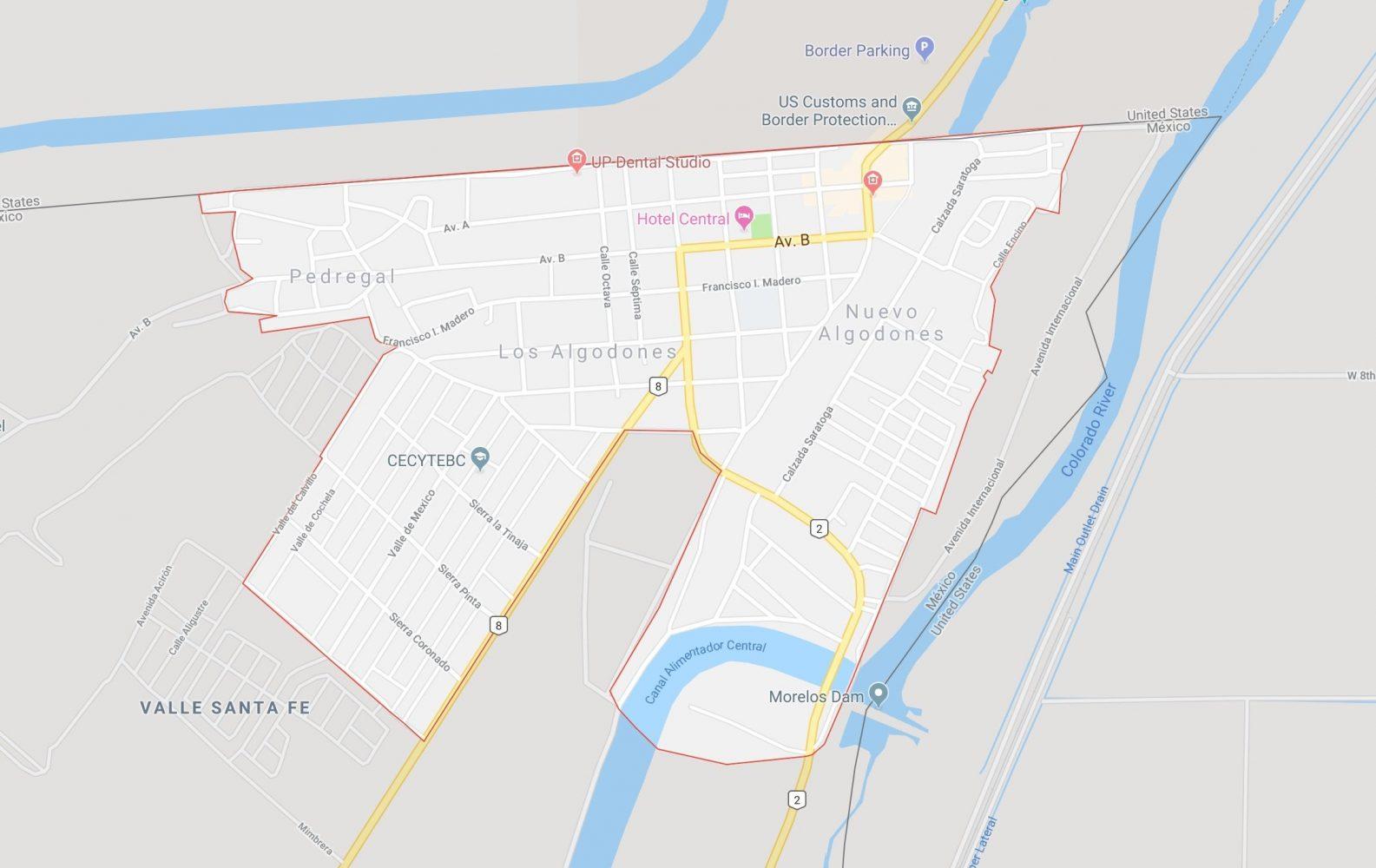 Los_Algodones_-_Google_Maps